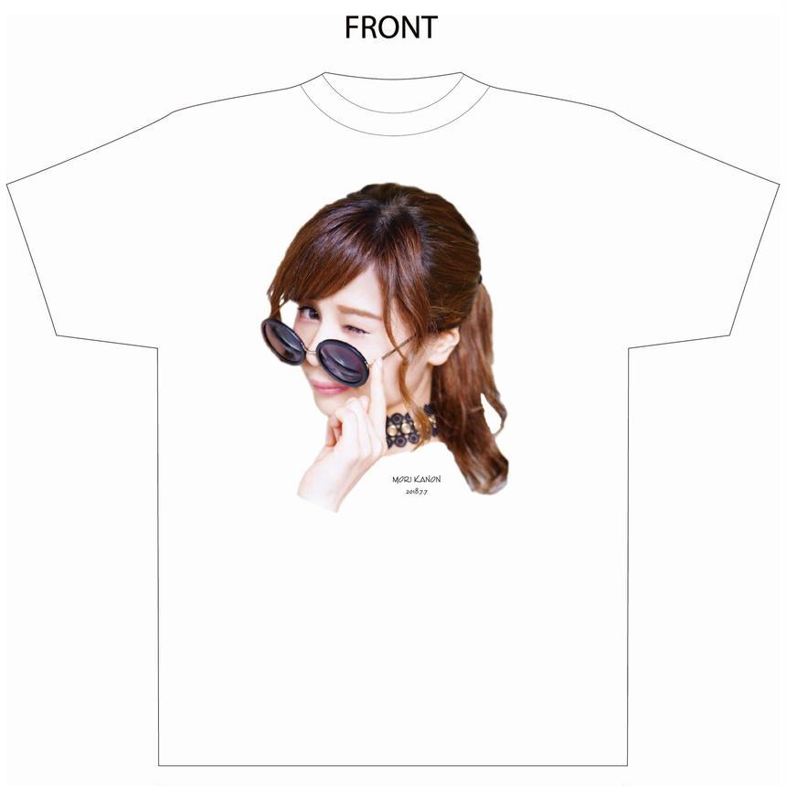 『森カノン』卒業式Tシャツ(白)(秋葉原会場受取限定)