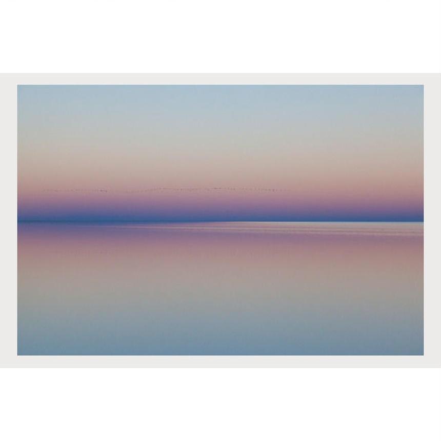 ウユニ塩湖ポストカード (プレミアム印刷)