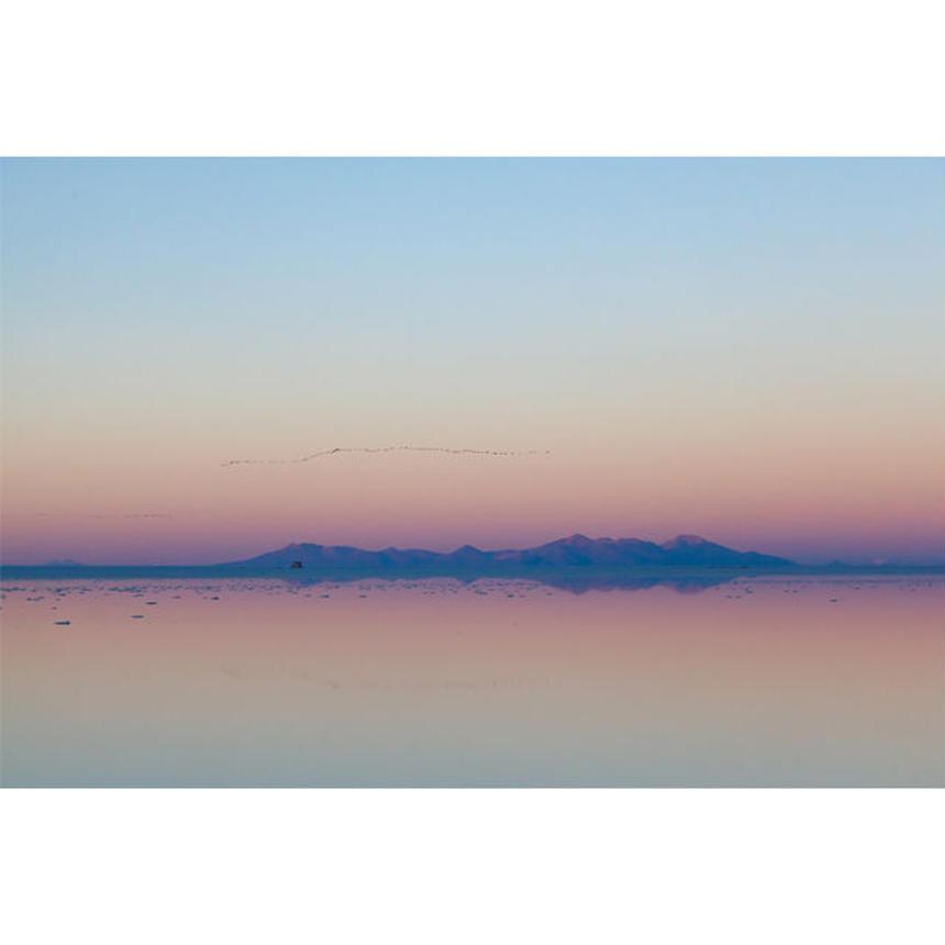 Salar de Uyuni, BOLIVIA Type B(480×320 / 約A3ノビ)
