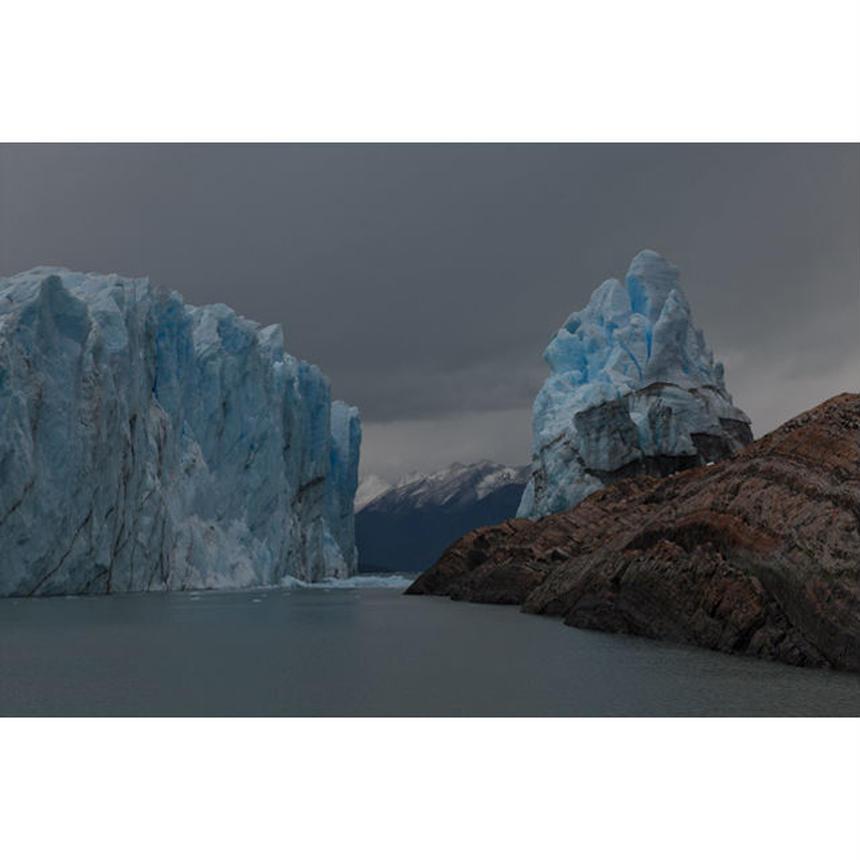 Glaciar Perito Moreno, Parque Nacional Los Glaciares, El Calafate, ARGENTINA(480×320 / 約A3ノビ)