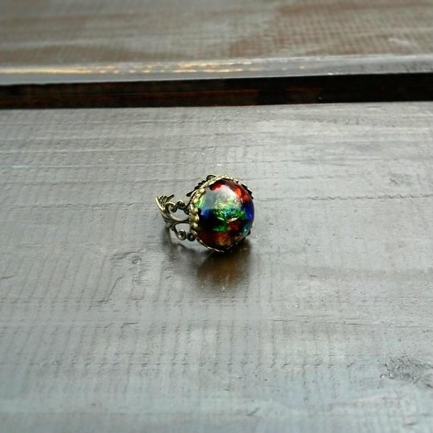 カレットのリング