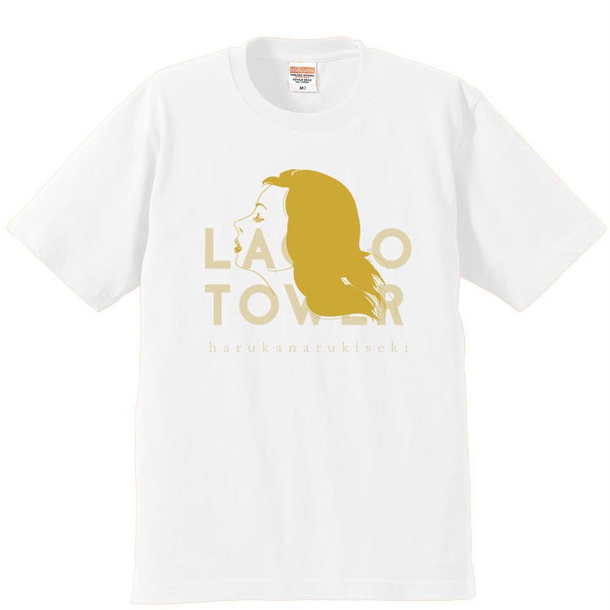 遥なる軌跡Tシャツ YE