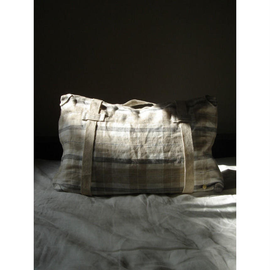 TRUNK FLOOR CUSHION-LITHUANIA LINEN