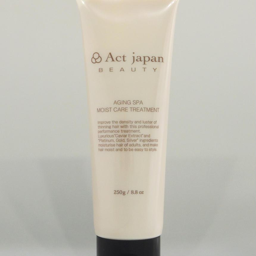 ACT JAPAN BEAUTY トリートメント