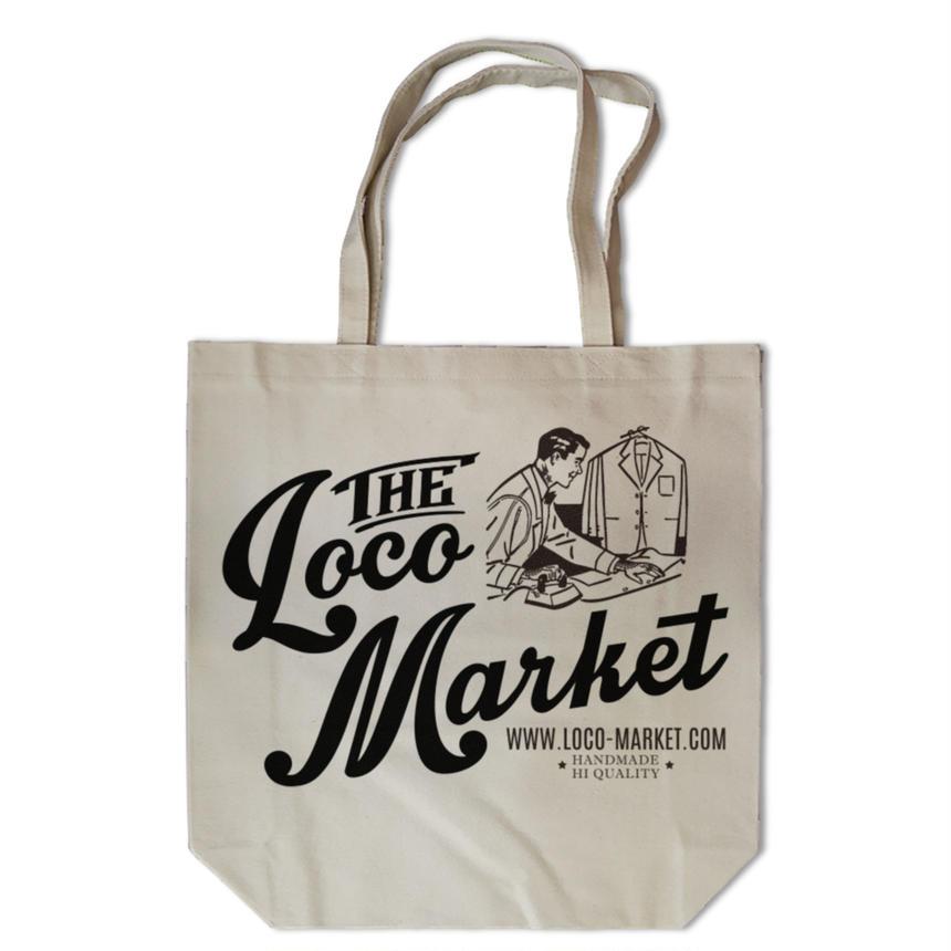 LOCO MARKET Tote bag / LOCO MARKET Original