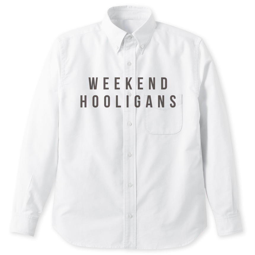 W.E.H Oxford shirts / UNOFFICIAL