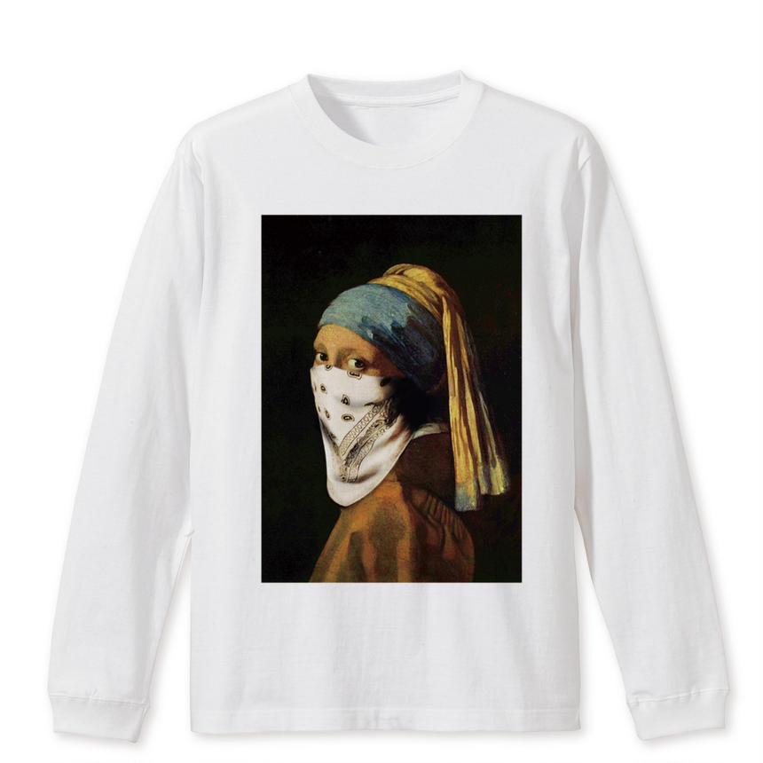 GANGSTA GWPE LS T shirts / UNOFFICIAL