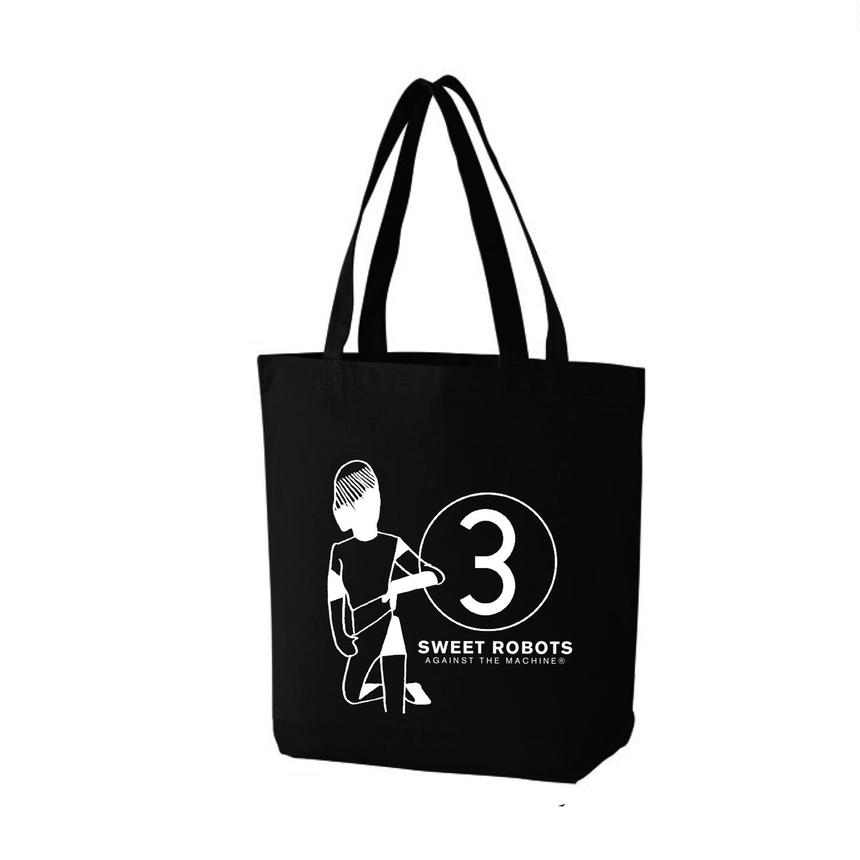 SRATM3  TOTE BAG + Special Sticker