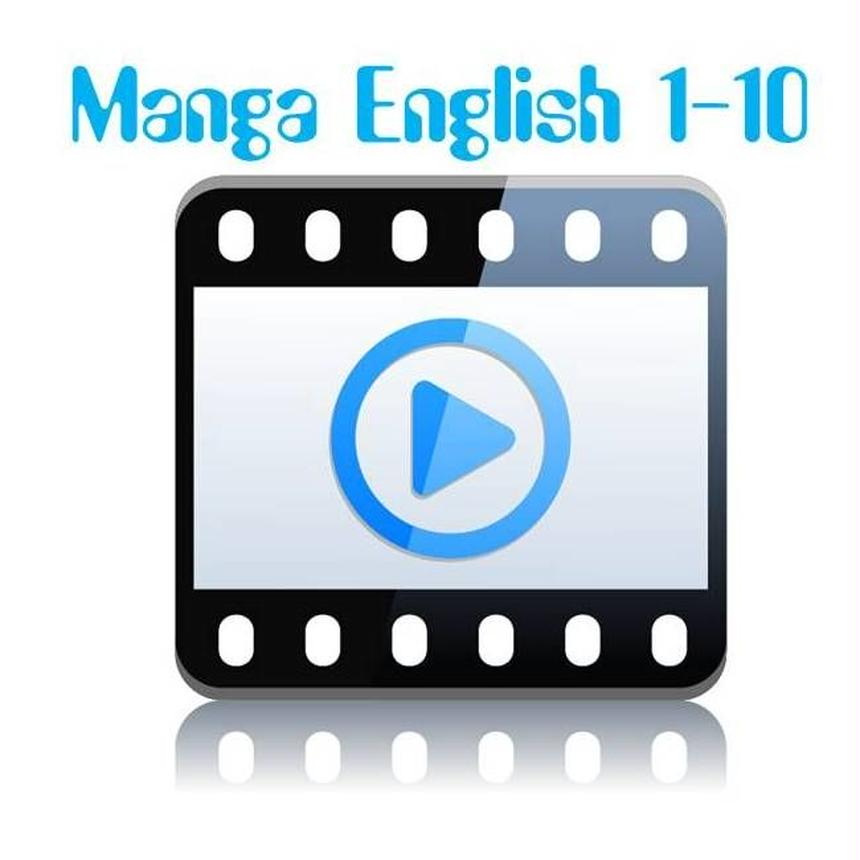 Manga English Movie 1-10