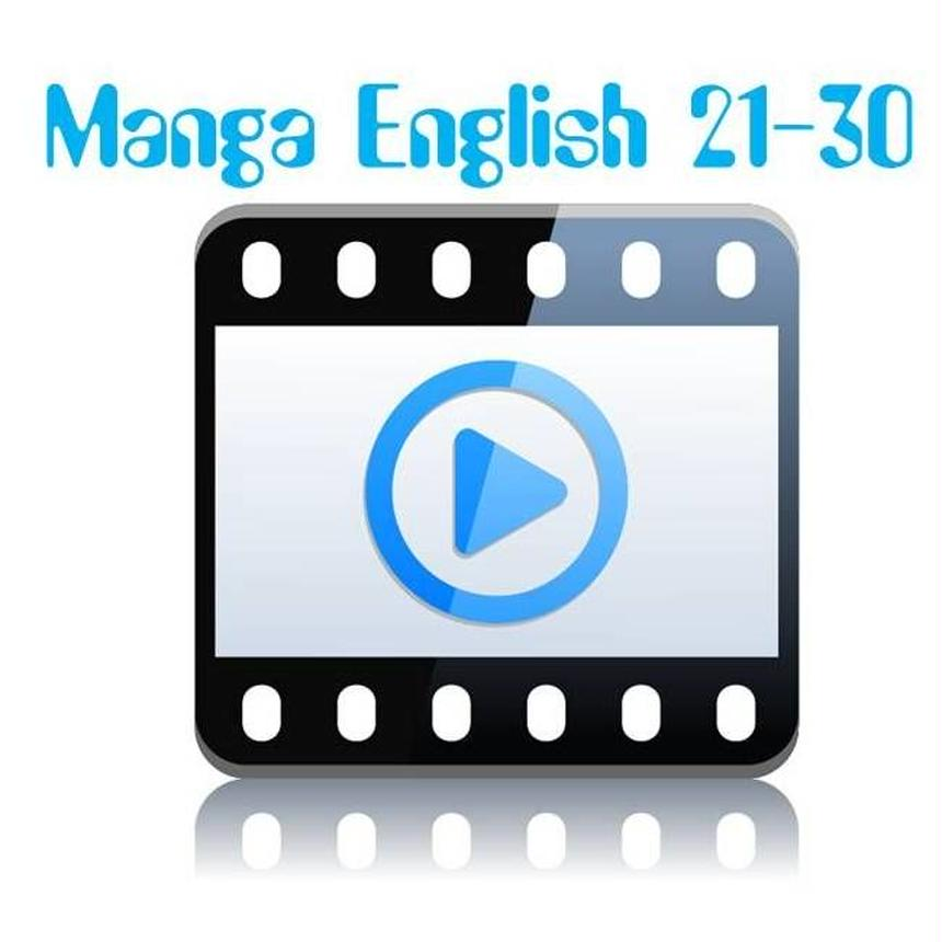 Manga English Movie 21-30