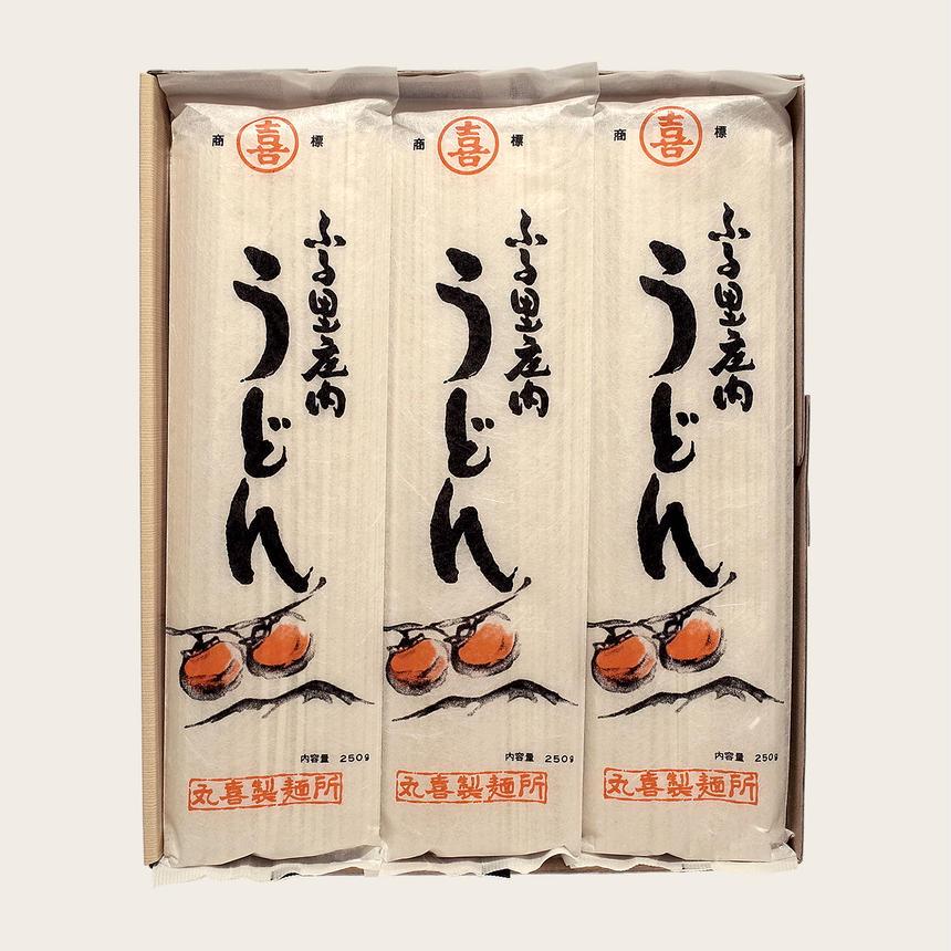 おトク!うどん6把セット(乾麺)