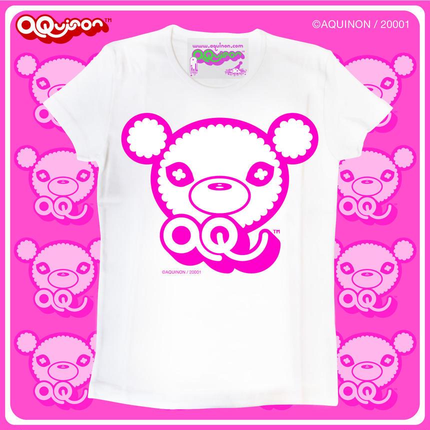 "T-shirt【FUTURO ""aq""】/ Ladies"