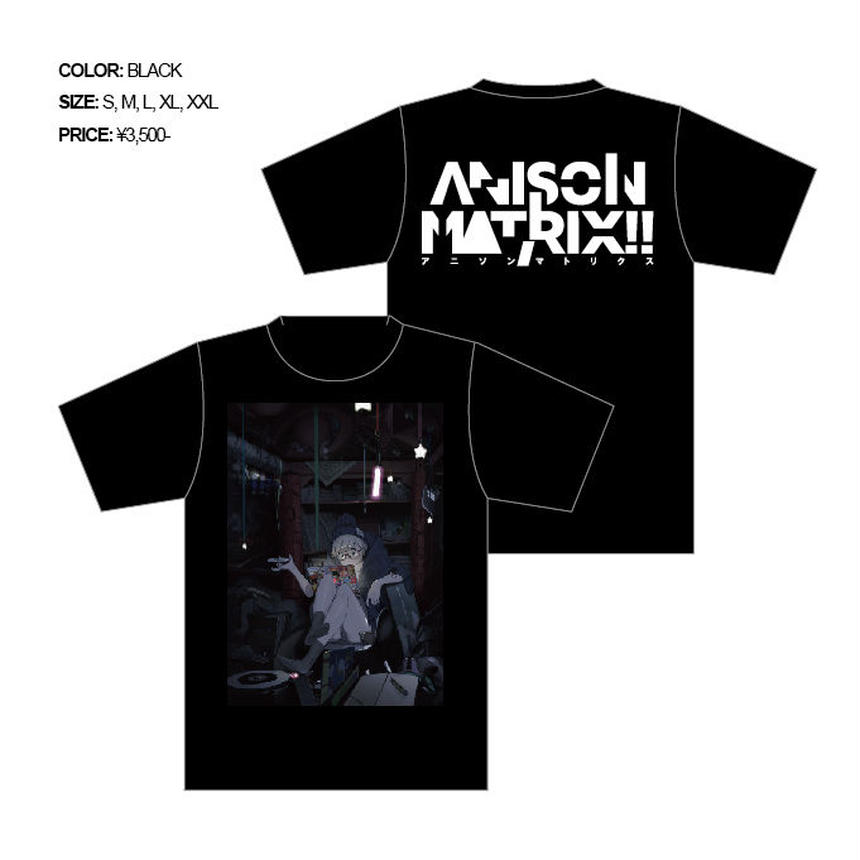 ANISON MATRIX!! T-SHIRTS