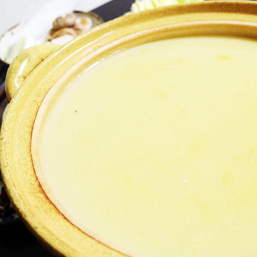 鍋用スープ