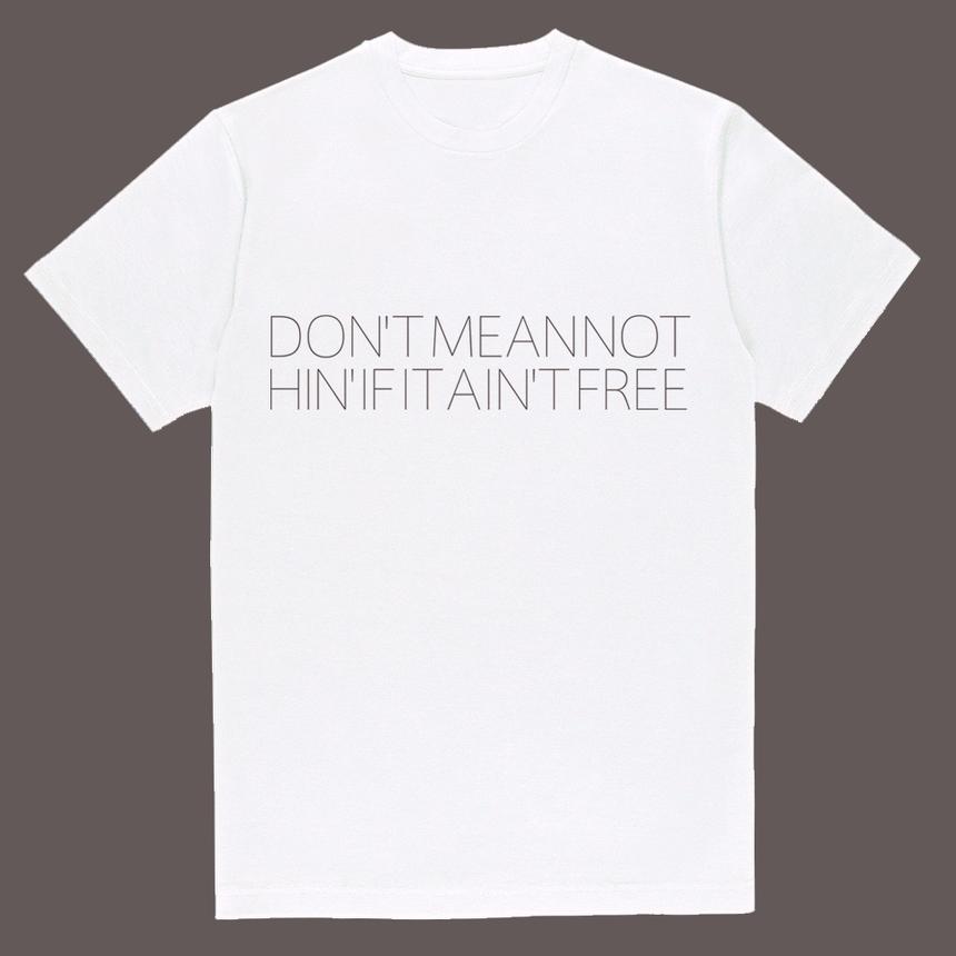 JJ_M white  Cotton T-shirt