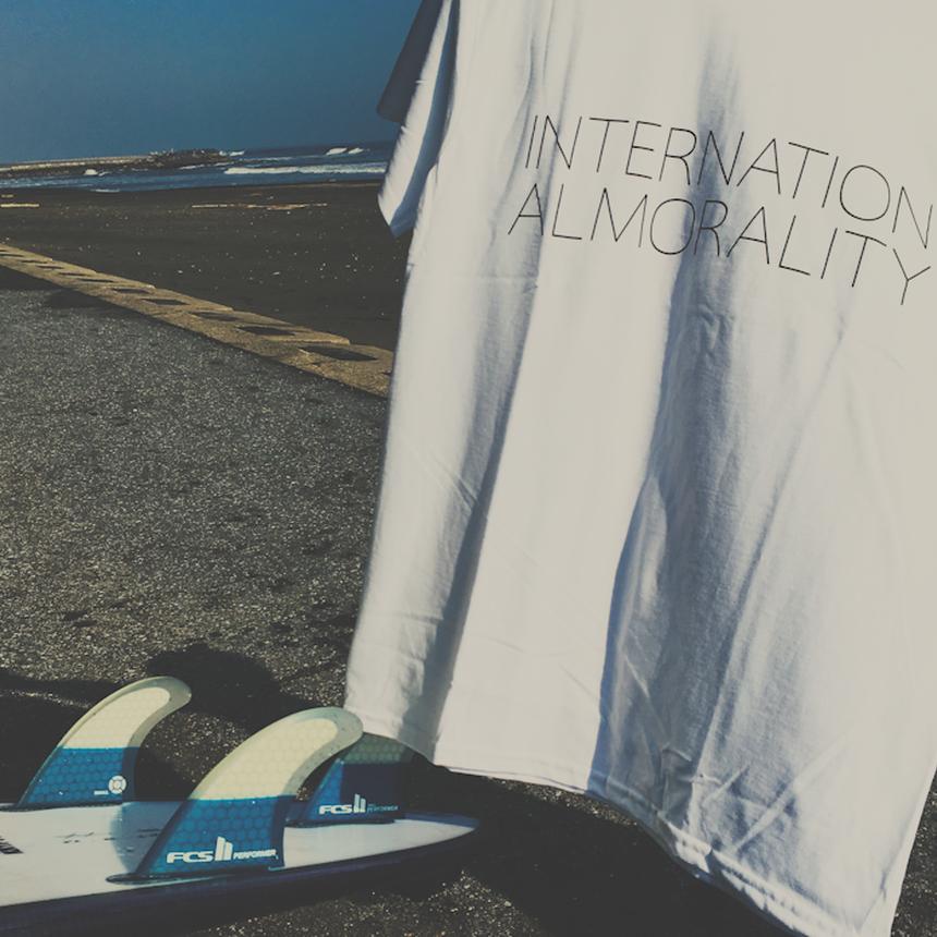 BM_W white  Cotton T-shirt