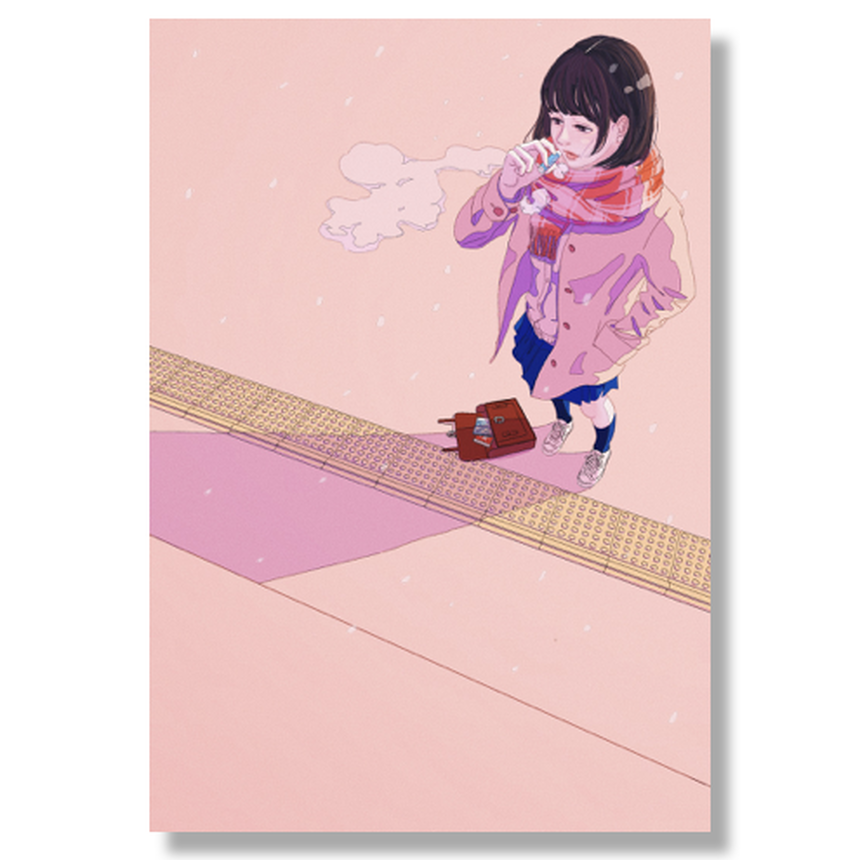 【ノンゼミ vol.2】ステッカー