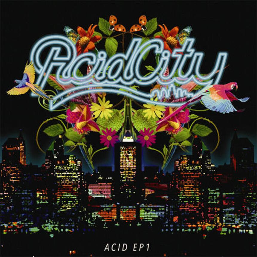 """ACID EP 1(12"""" VYNIL)"""
