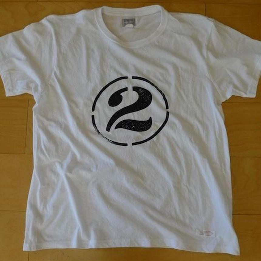 DELUXE x NITELIST ACID CITY 2 Limited Tee Shirts WHITE 再入荷!!