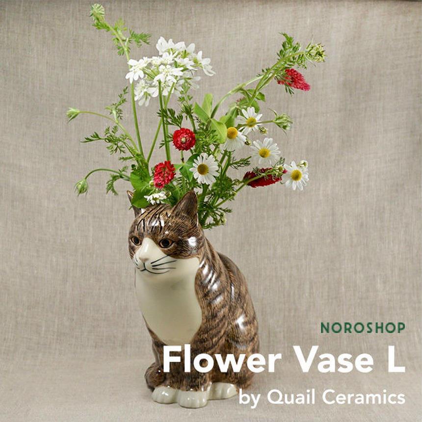 【Quail Ceramics】フラワーベース L