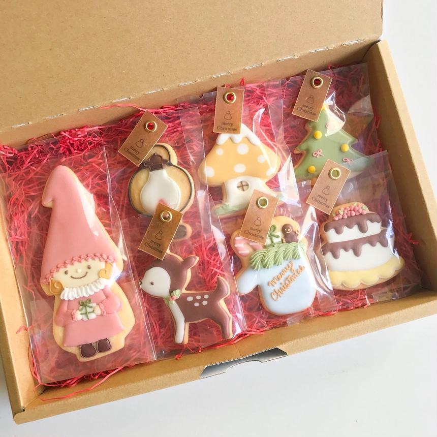 こびとのクリスマスギフト