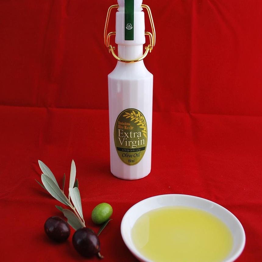 小豆島産100% 黄金搾りEXヴァージンオリーブオイル