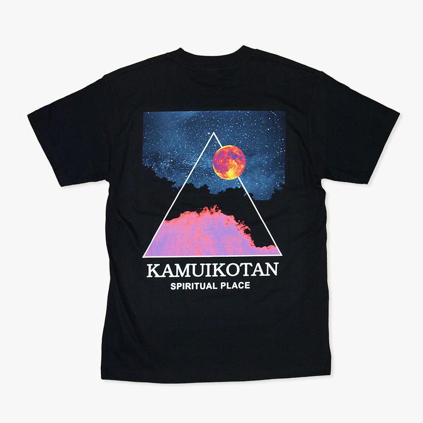 -コタン祭り- カムイコタンTシャツ