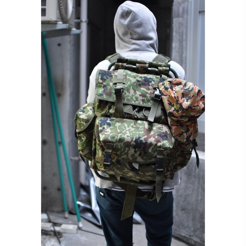 【military】ミリタリーバックパック
