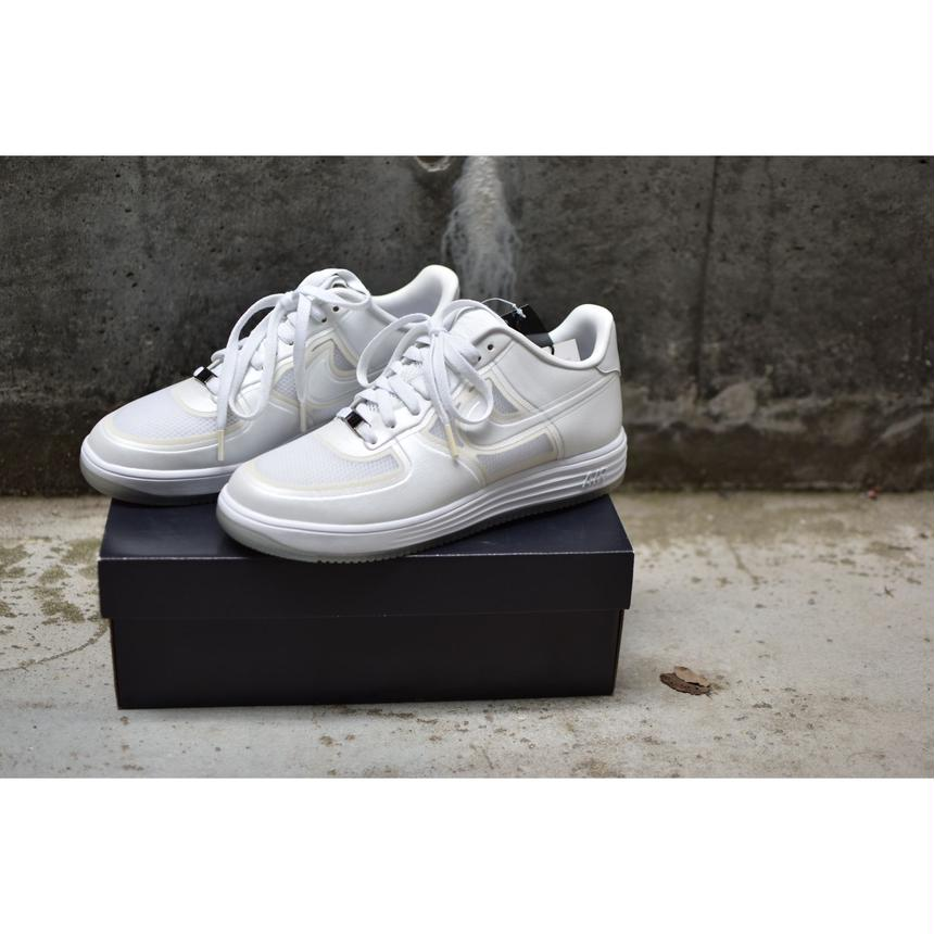 "LUNAR FORCE 1 FUSE PRM ""WHITE ICE"""