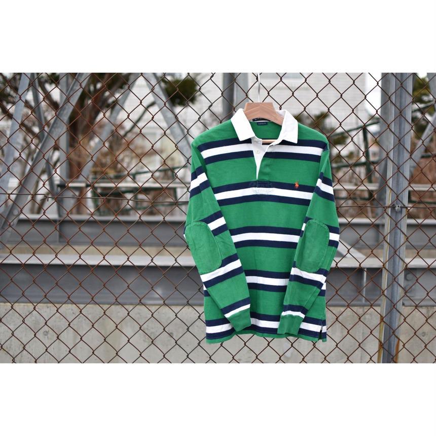 【Ralph Lauren】ラガーシャツ