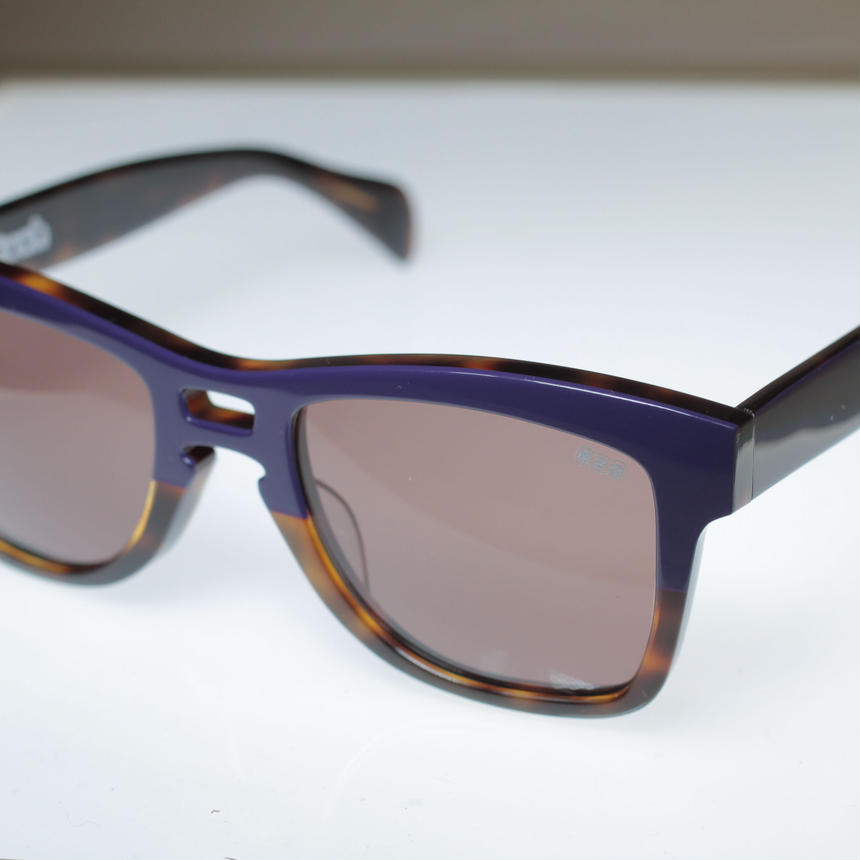 kush 2tone series/purple/s.dark brown