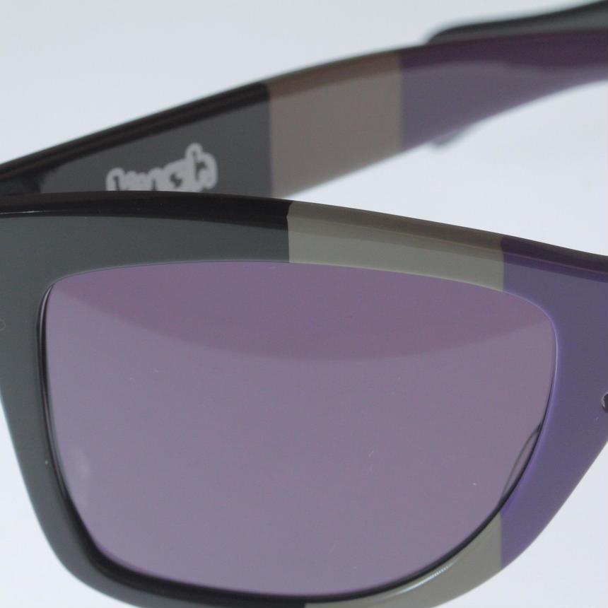 kush 3tone sideway series/purple/purple