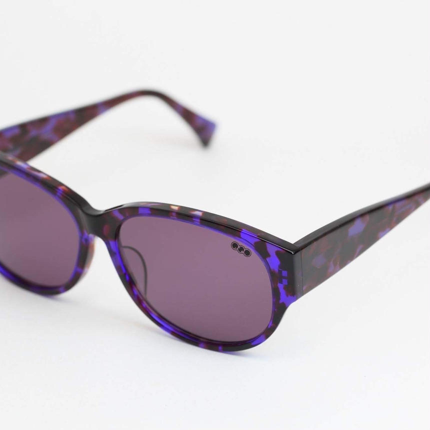 'mango' model purple 柄frame/purple  lens
