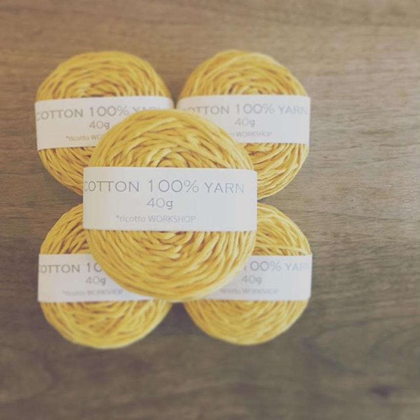 COTTON 100% yarn
