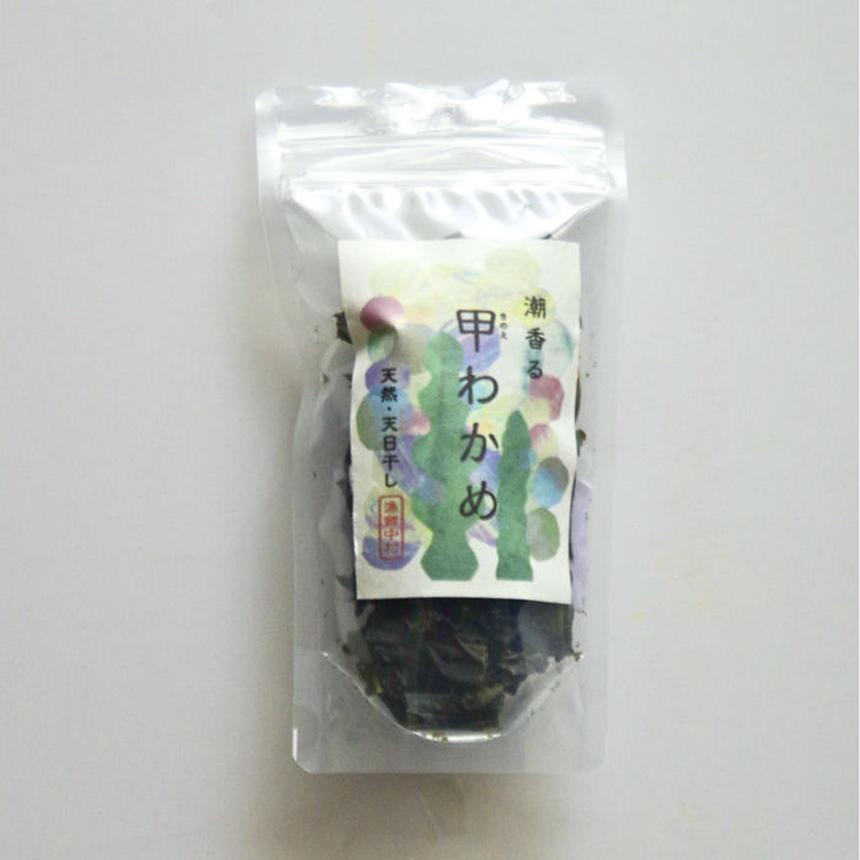 【10パックセット】潮香る 天日干し大山わかめ 15g