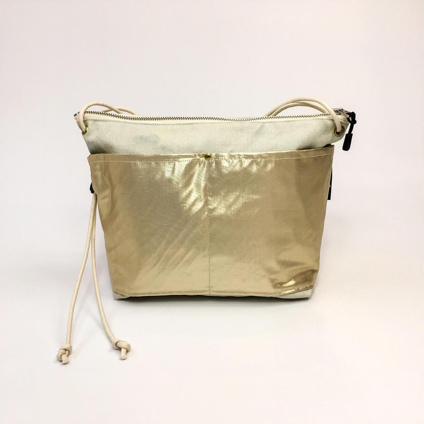 sacoche bag bleach x gold