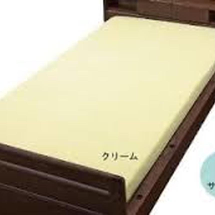 混綿パイルボックス型防水シーツ