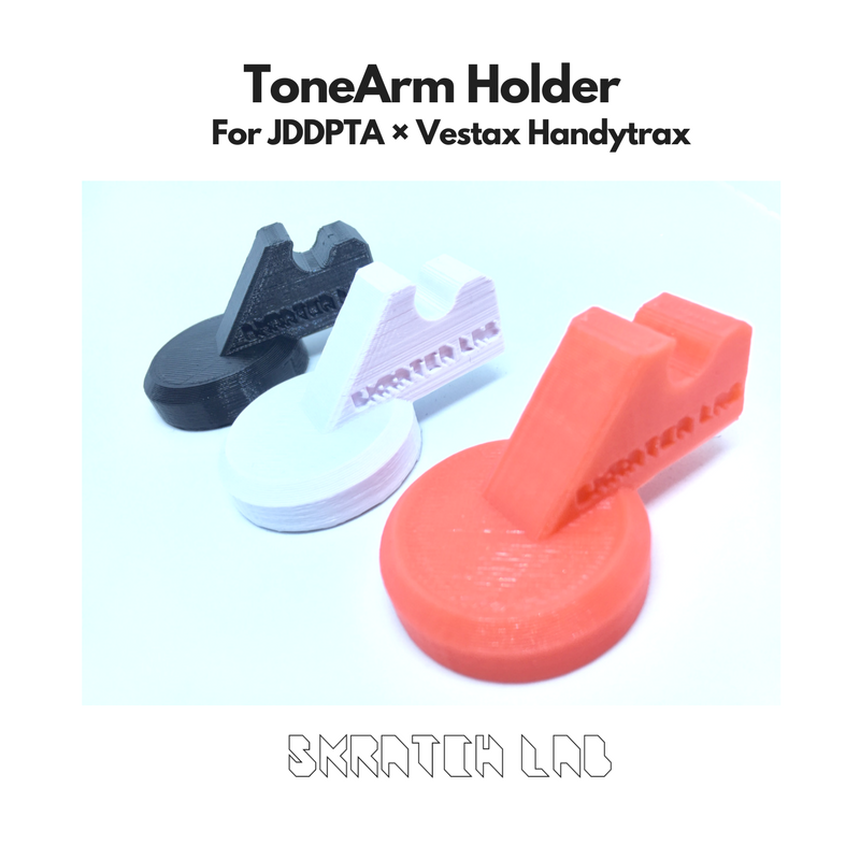 ToneArm Holder For JDDPTA × VestaxHandytrax