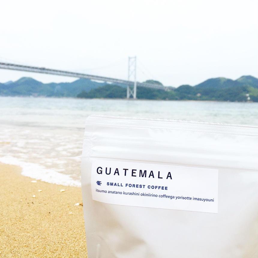 GUATEMALA (グァテマラ) 100g