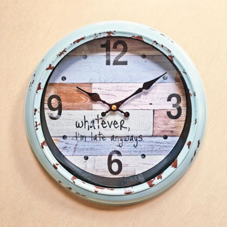 ヴィンテージクロック 時計 壁掛け時計 ウッド