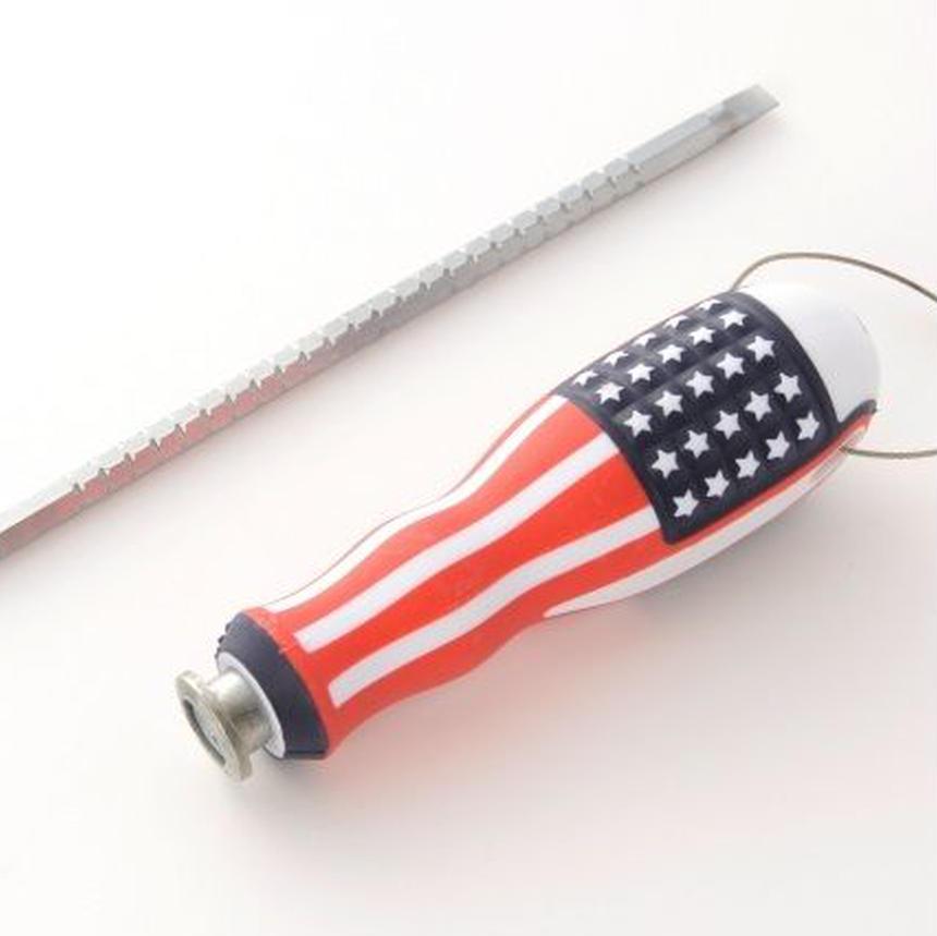 USA フラッグ2WEYスクリュードライバー アメリカ 星条旗