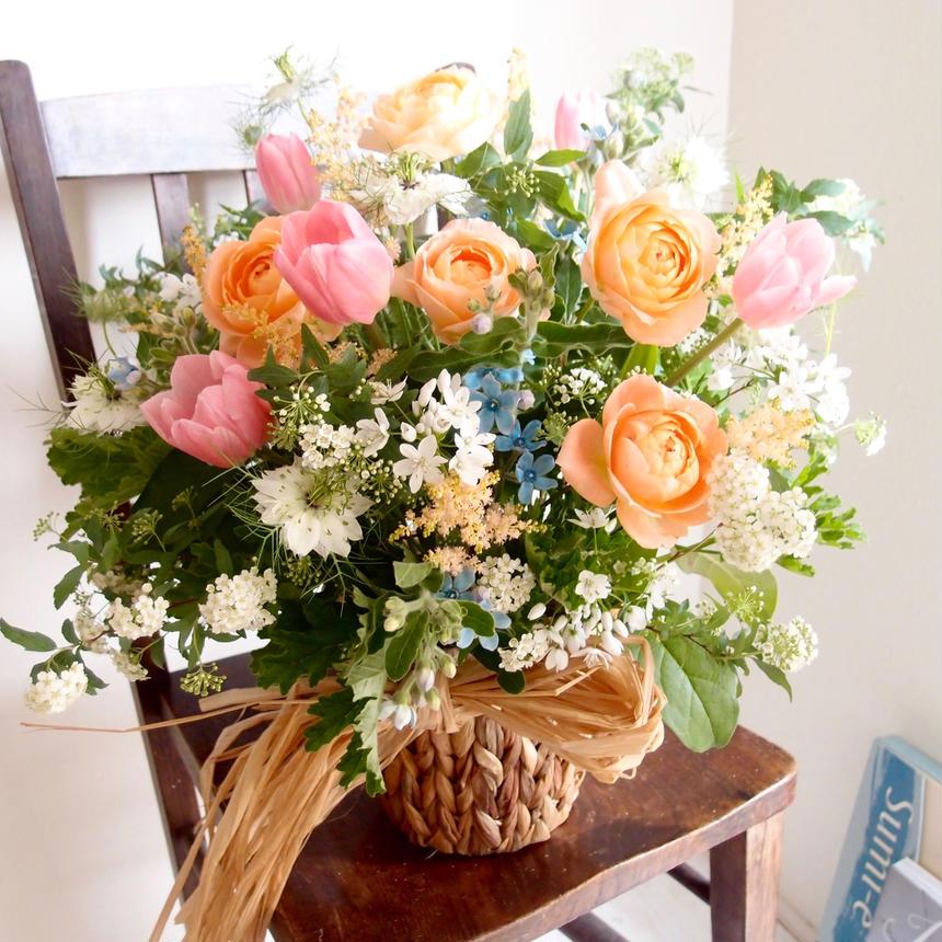 花束orアレンジメントM(お誕生日や記念日に)