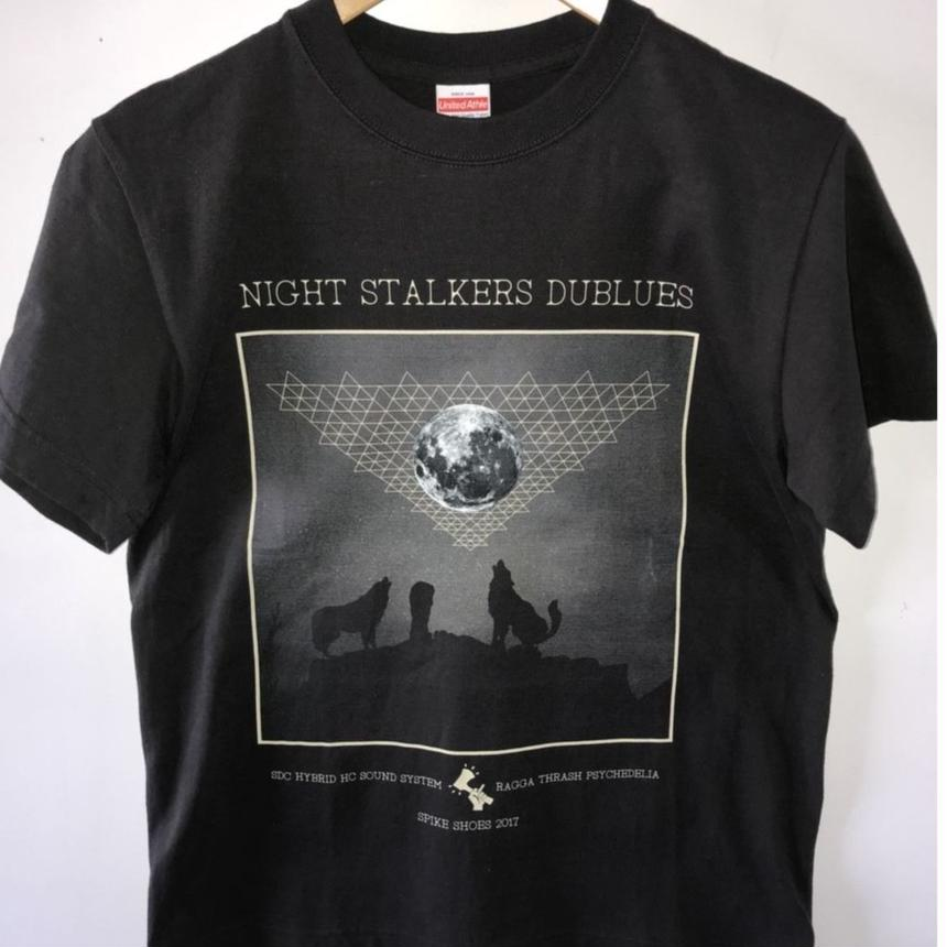 "NEW!! ""NIGHT STALKERS DUBLUES"" T-shirt"