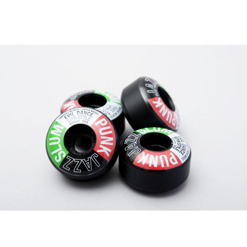 Takahiro Morita Model Evil Dance Spin Style 53mm (Black)