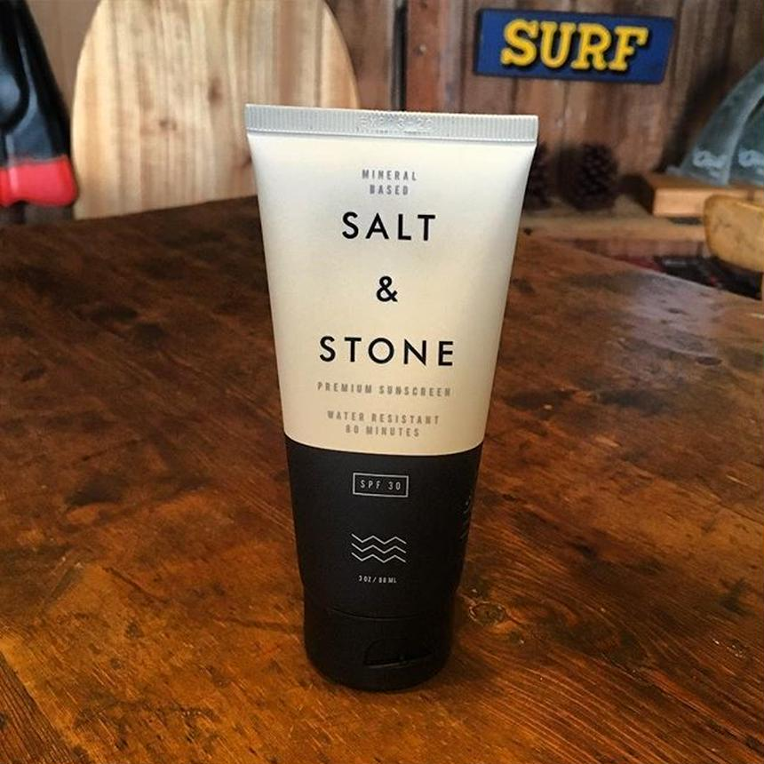SALT&STONE SUNSCREEN