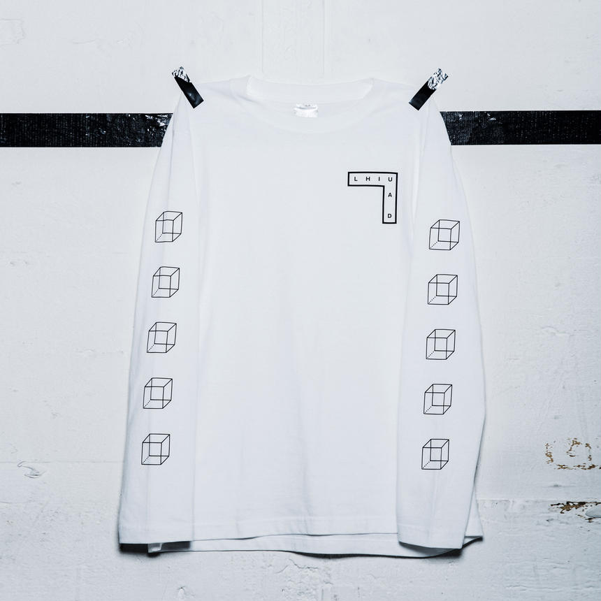 Long sleeve T-shirt (Cube)