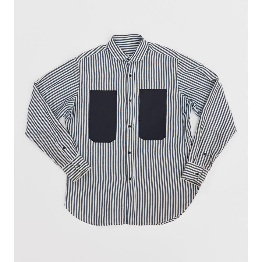 panel pocket st shirts