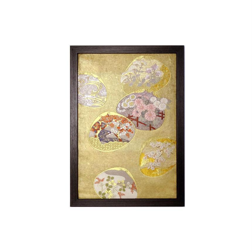 """Kimono""""Obi""""-Tapestry"""
