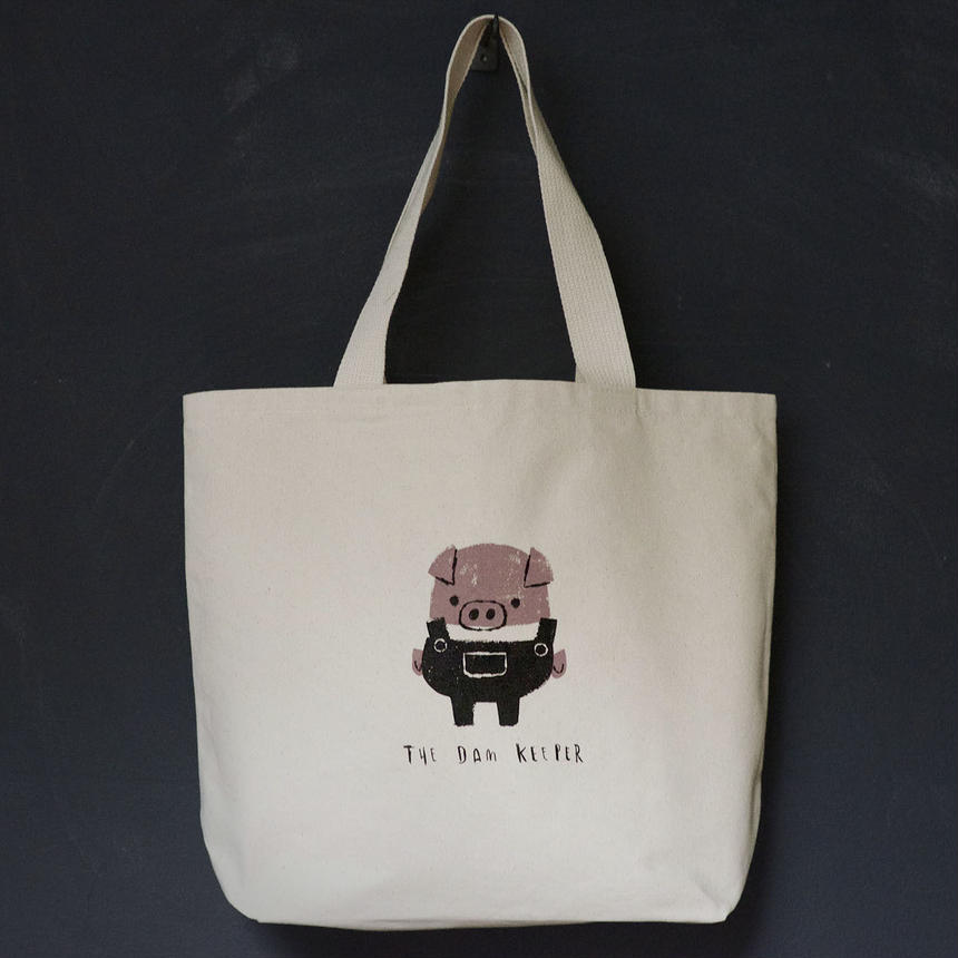 Pig Limited Edition Tote Bag