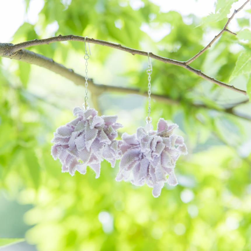 Material Flower chainLPK